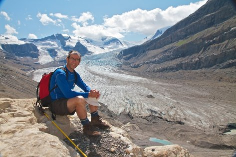 Mike Mt. Robson
