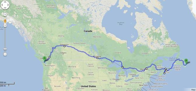 60 Days, 8000km, 60 Wells