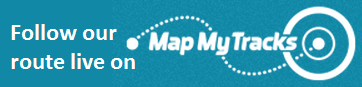 Follow us live on mapmytracks