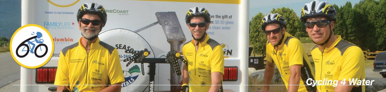 Cycling 4 Water