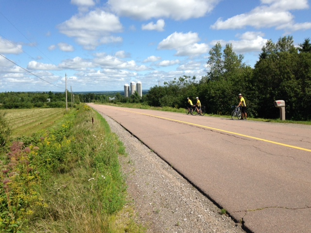 Day 42: Fredericton to Moncton 178 km