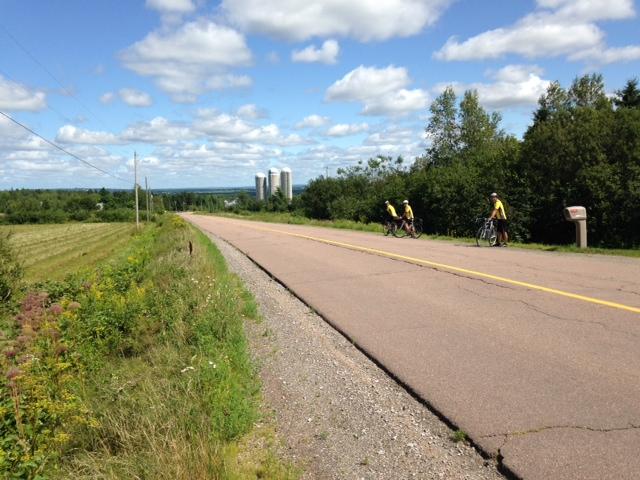 Day 42: Fredericton to Moncton 178 km