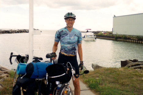 2001-08 Cycling w David 10